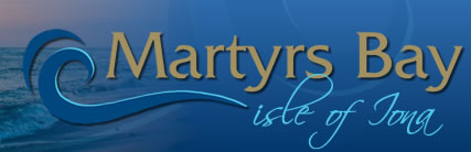 Martyrs Bay Shop - Isle of Iona